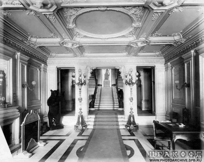 Palacios de la nobleza Lobby