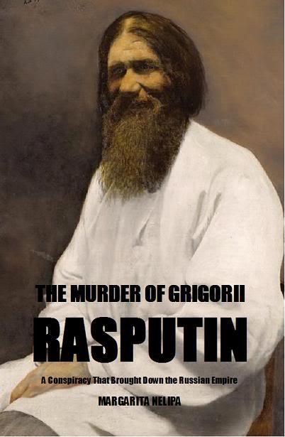 Libros dedicados a la Familia Imperial rusa Rasputinmurdermarnep