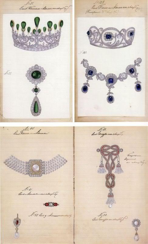 Grandes duques y G. Duquesas: Jorge, Xenia y Olga - Página 2 Rusgdxenia1a7ts