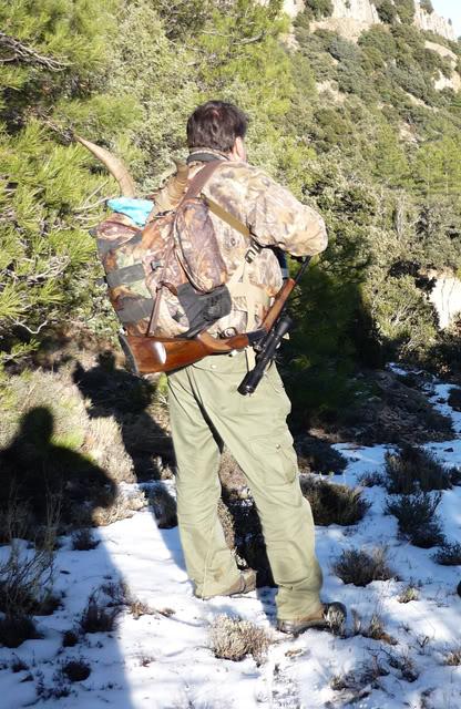 mochilas rastreador arquero y montaña Mochila