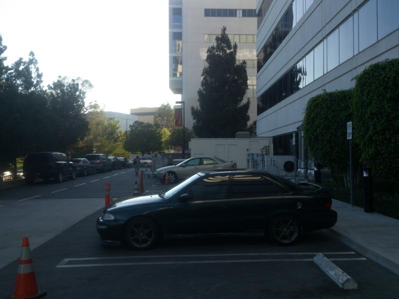 Hi, 1997 Geo Prizm (Green) - California - SF 415 / SGV 626 DSC_0646good