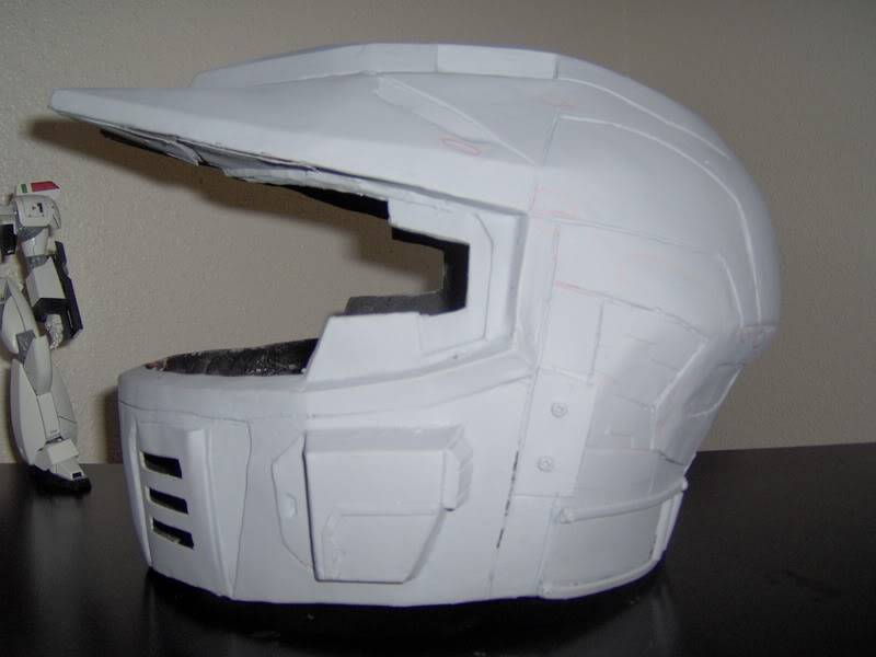 Extra Tricks for smoothing and detailing - Borrowed from 405th HPIM0401-1