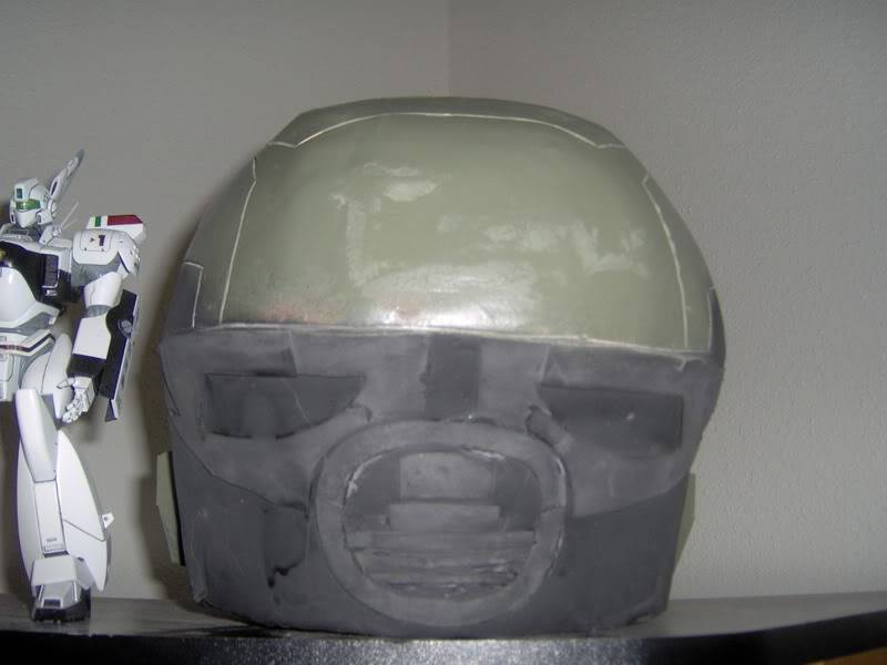 Extra Tricks for smoothing and detailing - Borrowed from 405th HPIM1386-1