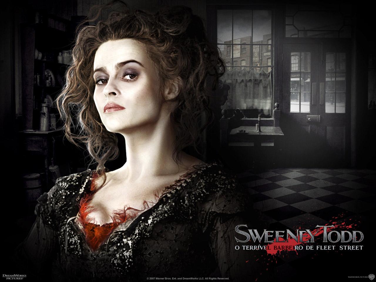 Filme do Mês [Julho] - Sweeney Todd Wallpaper008