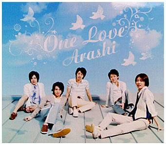 [MF] One Love- Arashi (single) OneLoveLedicionlimitada
