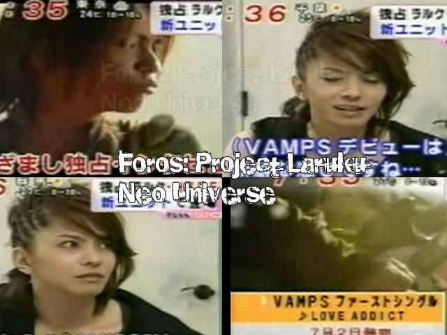 Preview PV Love Addict VAMPS Prevamp
