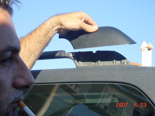 Capota Opel Frontera 1passo