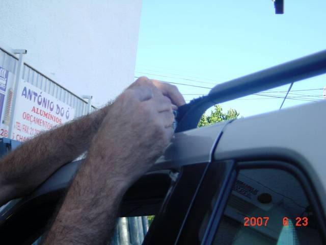 Capota Opel Frontera 3passo