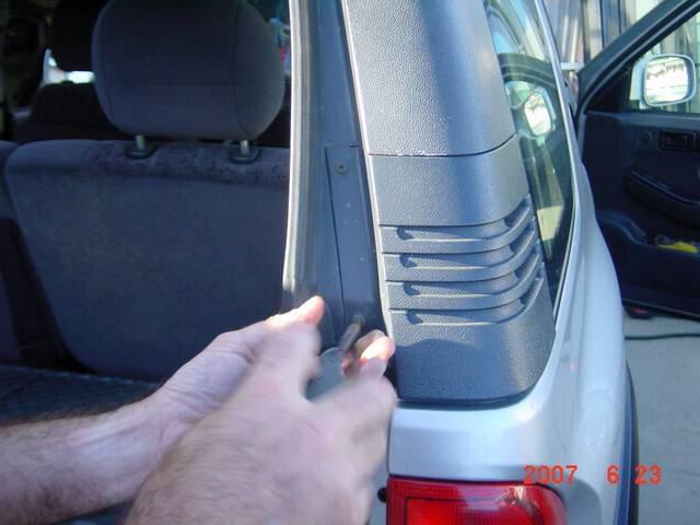 Capota Opel Frontera 4passo