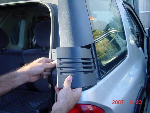Capota Opel Frontera 5passo