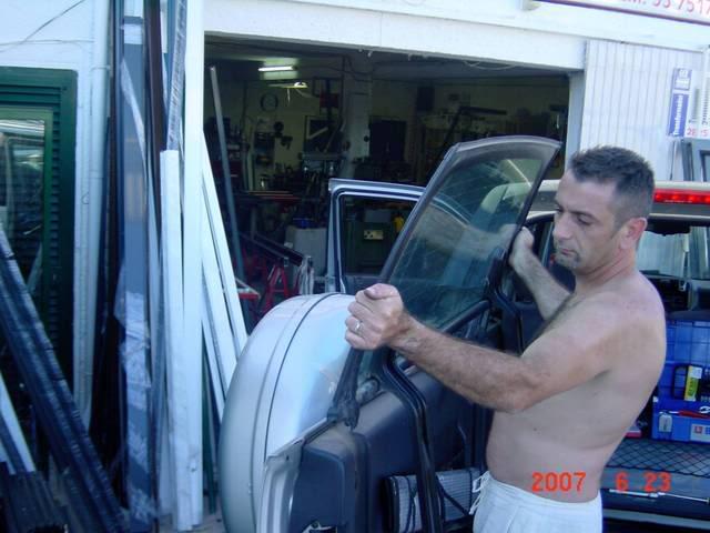 Capota Opel Frontera DSC01178