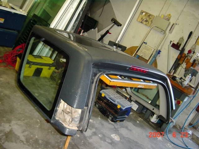 Capota Opel Frontera DSC01190