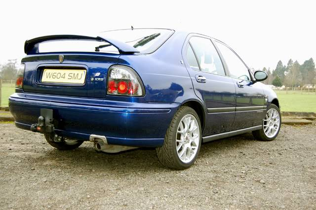 Rover 45 (heavily modded) - Rich 8670121f