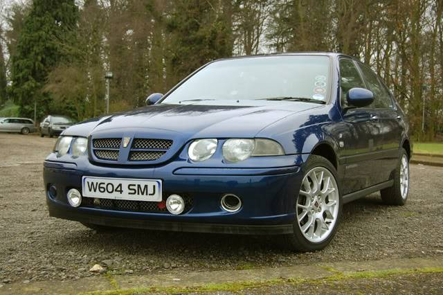 Rover 45 (heavily modded) - Rich 91f78c70