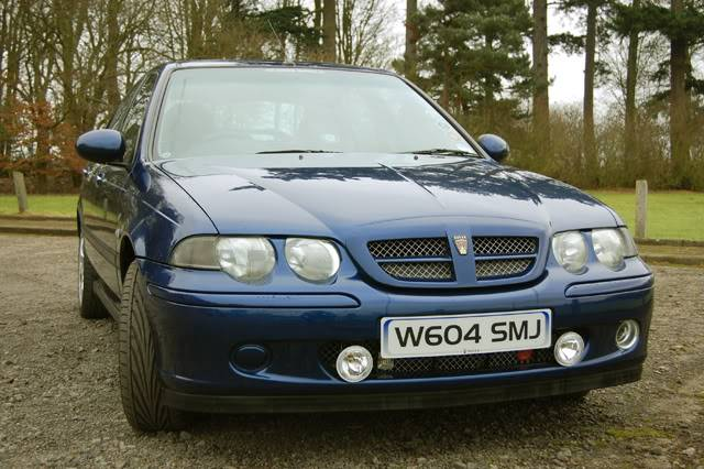 Rover 45 (heavily modded) - Rich C2b76364