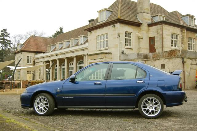 Rover 45 (heavily modded) - Rich C3fbfcec