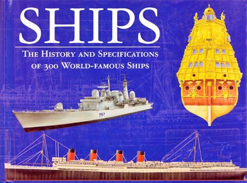 Lịch sử và đặc điểm của 300 con tàu nổi tiếng nhất thế giới 300shipsfamous