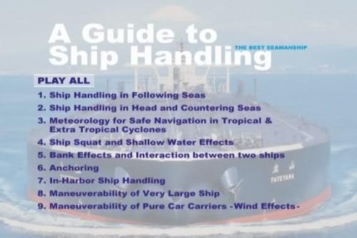 A Guide to Ship Handling (Japan Captain's Association) 97af0740573e731b0d3b2530c49719f2