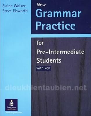 Các tài liệu luyện ngữ pháp Tiếng Anh GP_pre-intermediate