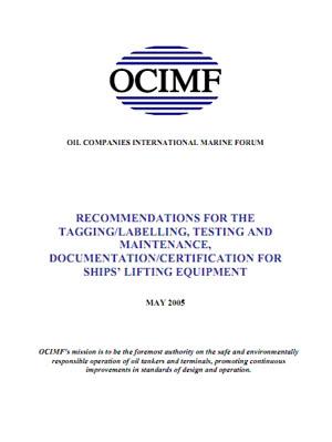 Một số ấn phẩm của Diễn đàn hàng hải quốc tế các công ty dầu (OCIMF) OCIMF_13