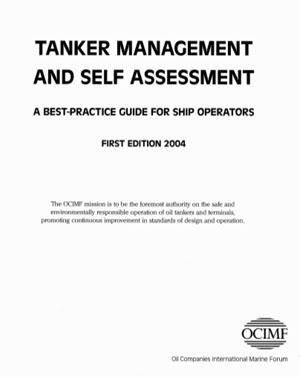 Một số ấn phẩm của Diễn đàn hàng hải quốc tế các công ty dầu (OCIMF) OCIMF_16