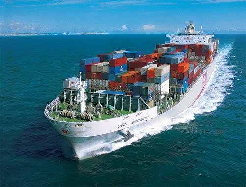 Một số lưu ý khi chuyên chở hàng hóa đối với tàu container OOCL_SHANGHAI