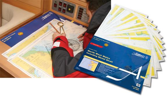 Hải đồ - an toàn chạy tàu và đáp ứng yêu cầu của PSC Chart2