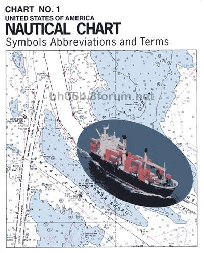 Chart No. 1: Nautical Chart Symbol Abbreviations and Terms Chart_no1