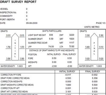 Các bài toán hàng hải giải bằng Excel Excel_draft_survey