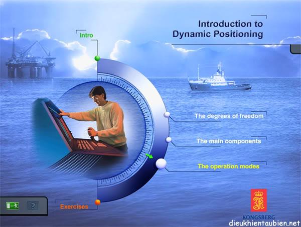 Introduction to Dynamic Positioning - Giới thiệu về định vị động Intro_DP