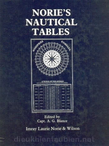 Norie's Nautical Tables Nories_nautical_tables