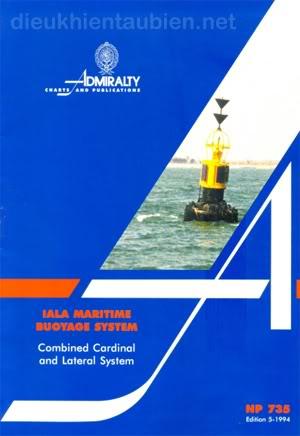 NP735 - Hệ thống phao Hàng hải (IALA Maritime Buoyage System) Np735