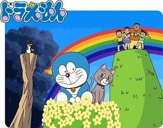 ¿Cual es el personaje de anime retro que mas adoras? *_* Doraemon
