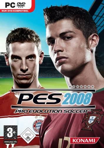 Pes 2008 Demo İndir PES2008