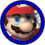 classic Mushroom Bowl MarioFrame
