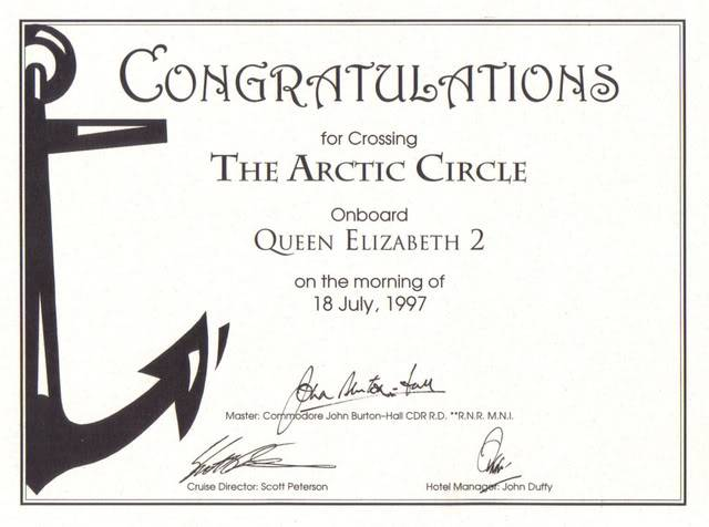 Certificates & Documents - Page 2 Artic