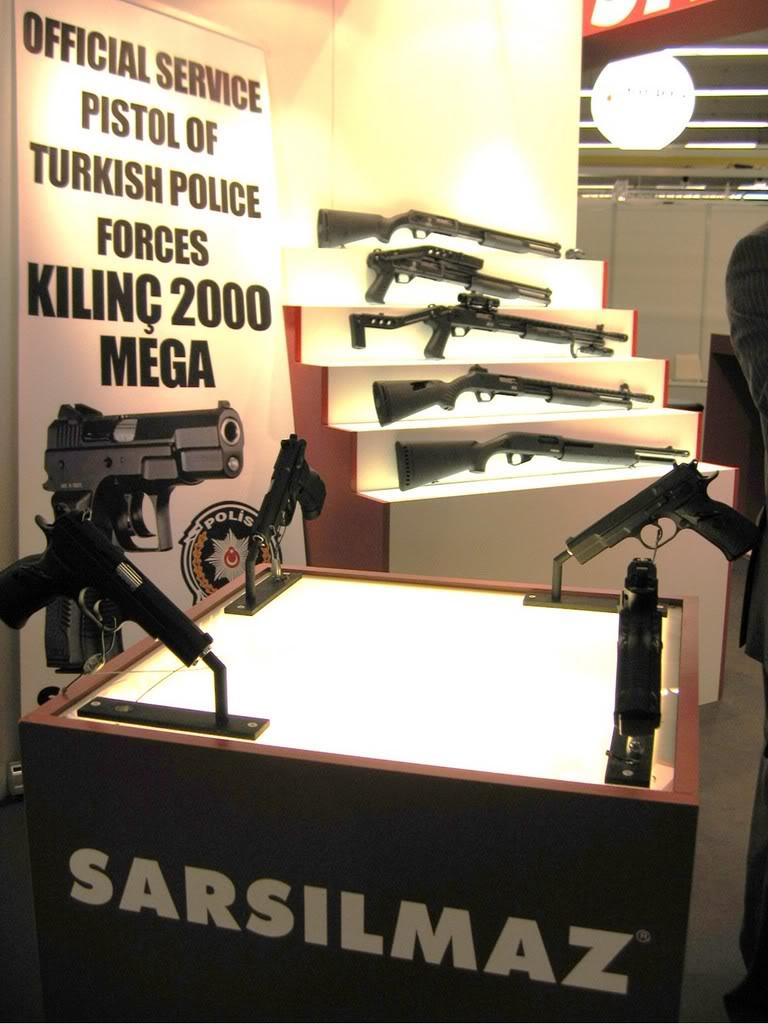 MILIPOL 2007 Paris Turc1