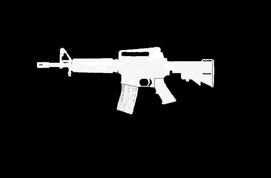 Comment faire une peinture Camo, sur AR-15 Commando ProjetARCAMO01