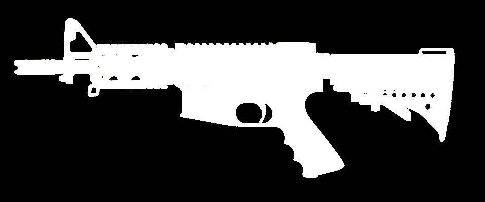 Comment faire une peinture Camo, sur AR-15 Commando Kitty02