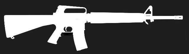 Comment faire une peinture Camo, sur AR-15 Commando M1602