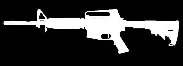 Comment faire une peinture Camo, sur AR-15 Commando M403