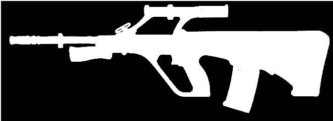 Comment faire une peinture Camo, sur AR-15 Commando Steyraug03