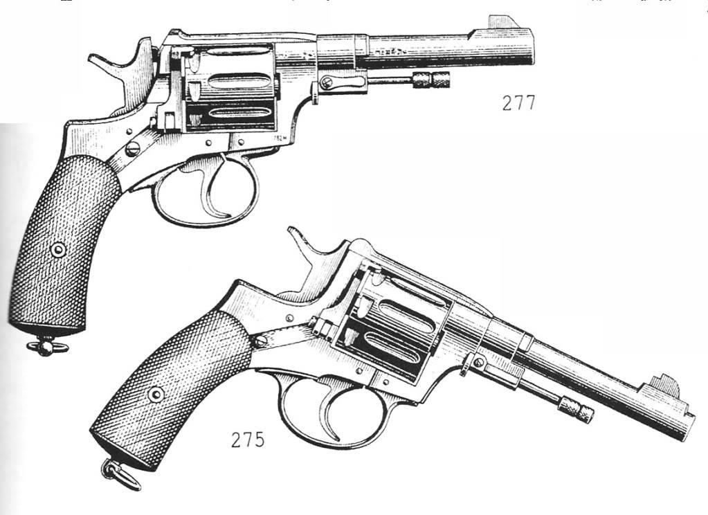 Identification d'un revolver Nagant - Page 2 Nagantliegepadre