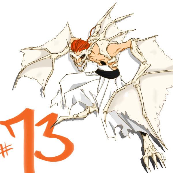 Sairento, The Species Changing 0th Espada. Ifreet2