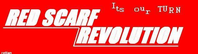 Red Scarf Revolution - For a change