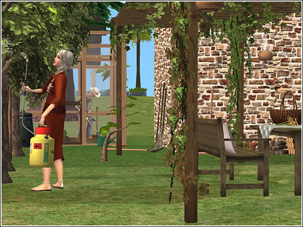 El albúm de fotos. Enséñanos las fotos de tus sims - Página 2 Snapshot1
