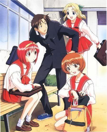 Adivinhem o anime pela imagem! Index