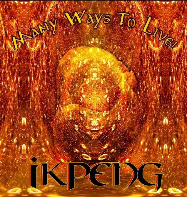 [EP] IKPENG - Many Ways To Live! (Triplag Music) Ikpeng_EP-front_web
