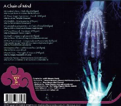 -= TRIPLAG MUSIC : V.A. A Chain Of Mind =- Va_-_chain_of_mind_back