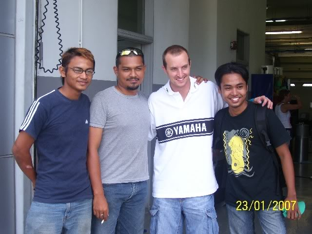 Malaysian MOTOGP 2008. 19.10.08 ini Colin0is
